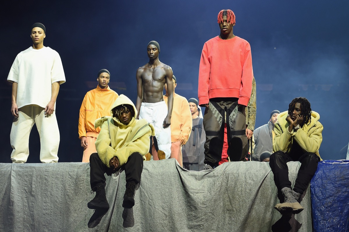 Here's Every Look from Kanye West's Yeezy Season 3 Collection