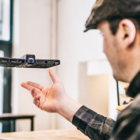Hover Camera is A Face-Tracking Drone