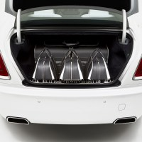 Rolls-Royce Introduces Wraith Luggage Collection