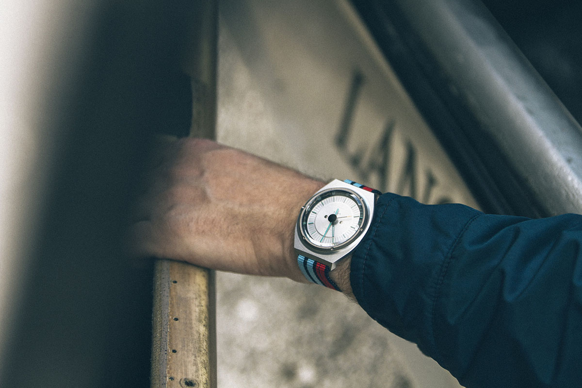 Autodromo Releases Limited Run of Group B 'Evoluzione' Edition Watch