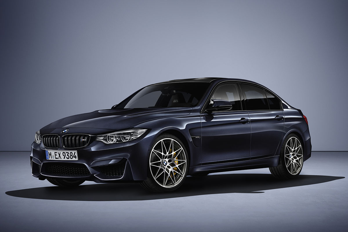 BMW M3 Getting '30 Years M3' Limited Edition Release