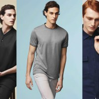 Here's a Look at Uniqlo and Theory's Summer 2016 Collection