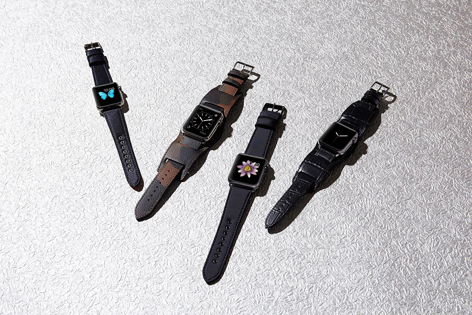 Headporter Adds More Luxury to the Apple Watch