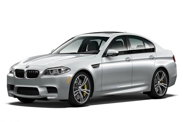 BMW M5 Pure Metal
