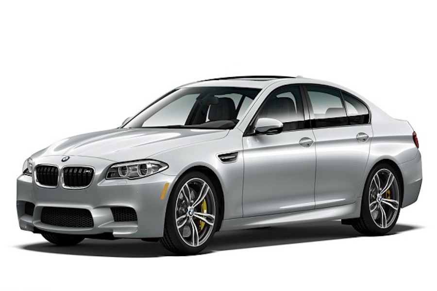 BMW M5 Pure Metal