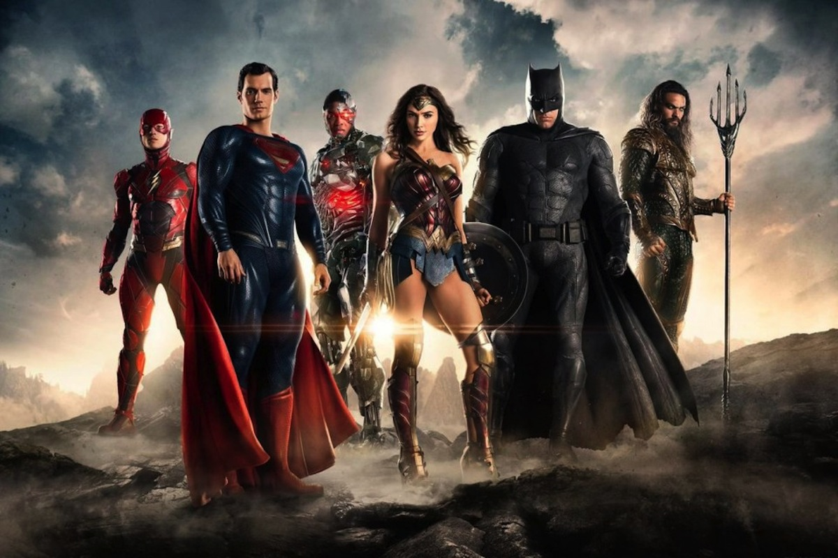 First 'Justice League' Trailer Debuts at Comic Con