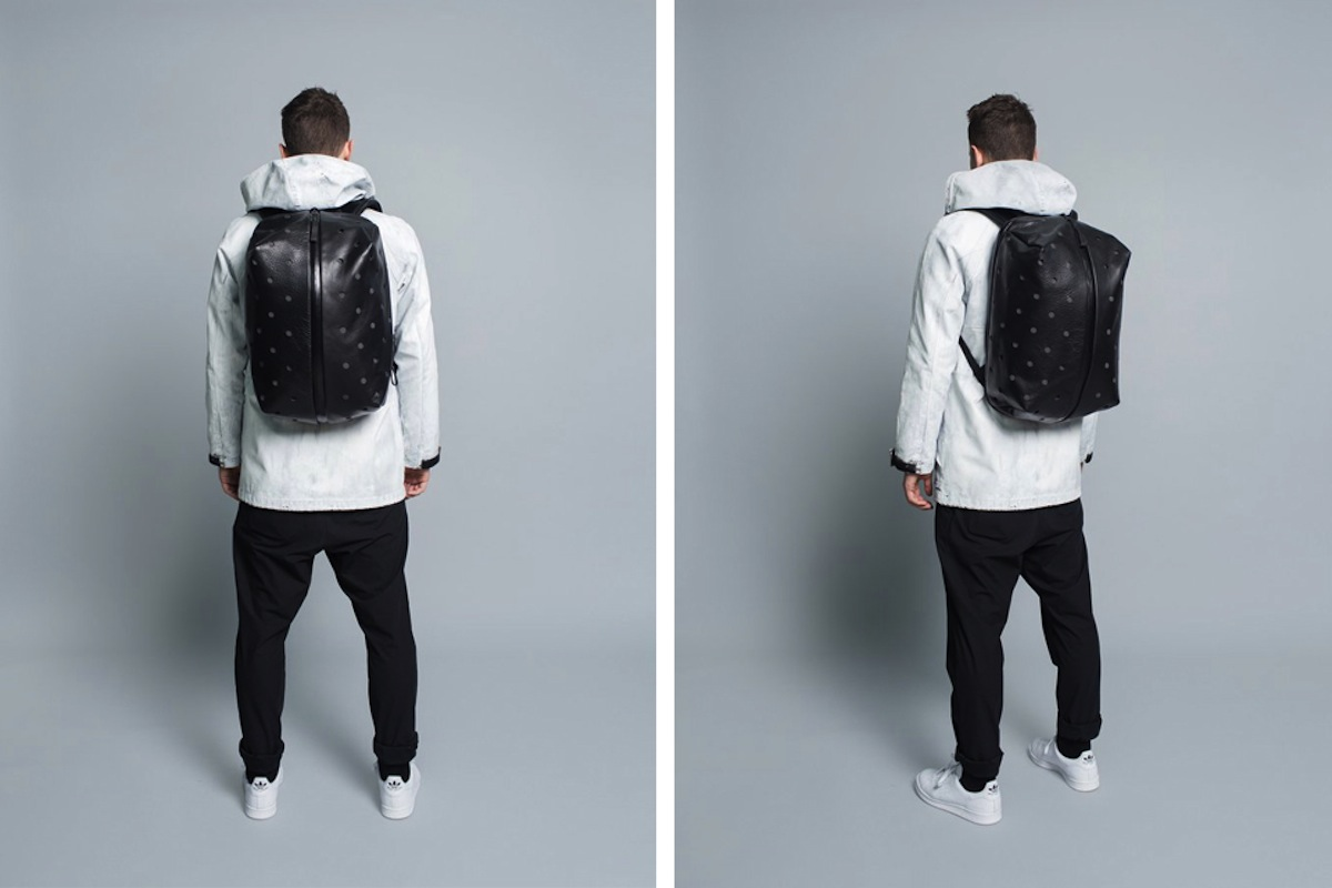 Nocturnal Workshop Debuts Ultra-Luxe Nishokku Backpack