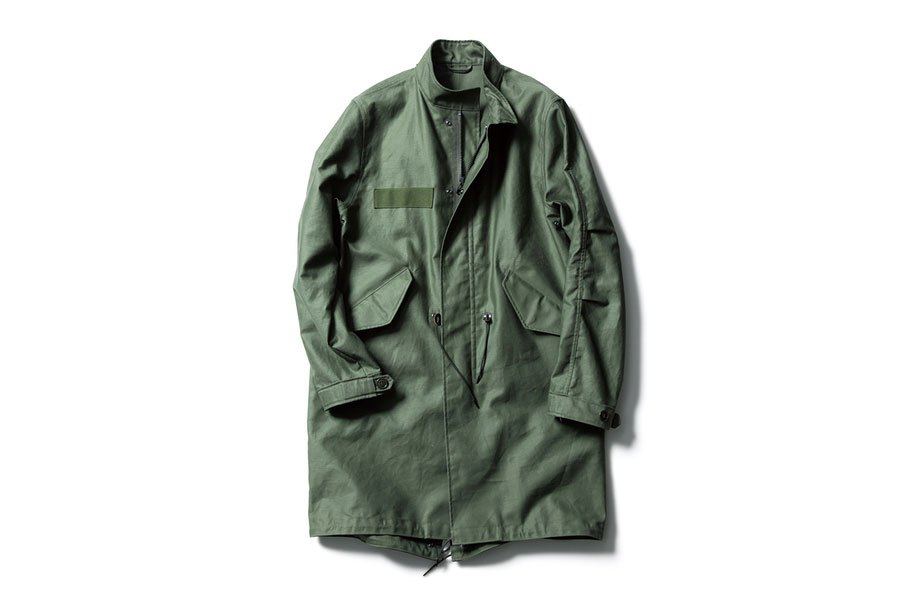 uniform experiment 2016 Fall/Winter Collection Draws From Military Influences