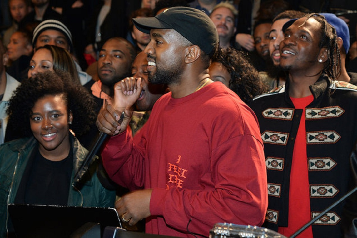 Kanye West To Unveil Yeezy Season 4 At NYFW