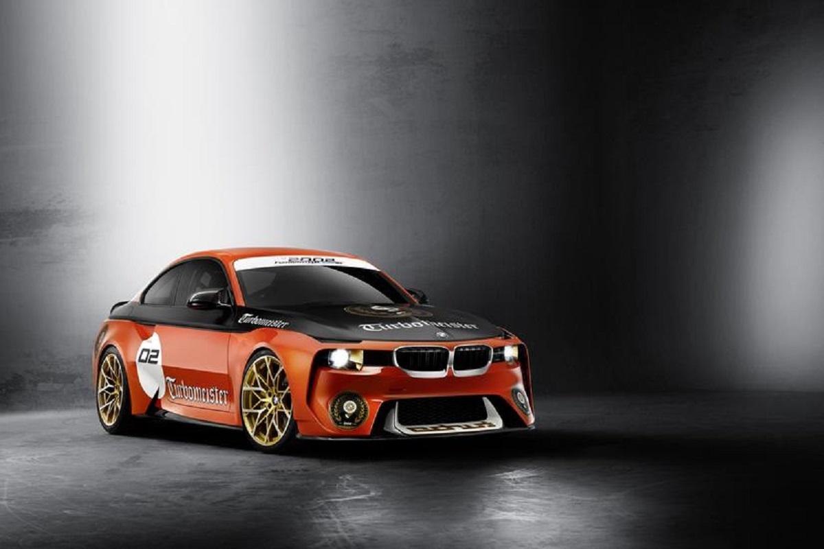 BMW 2002 HOMAGE