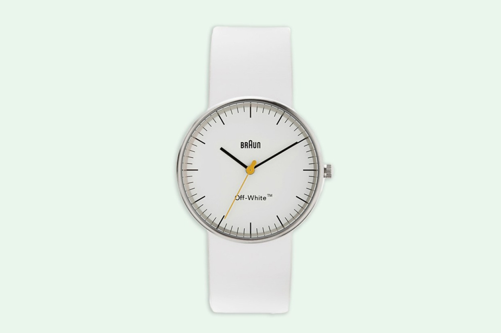 OFF-WHITE Braun Watch