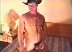 cowboy brasileiro na punheta.