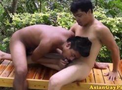 Novinho indiano gay fazendo gostoso com o amigo.