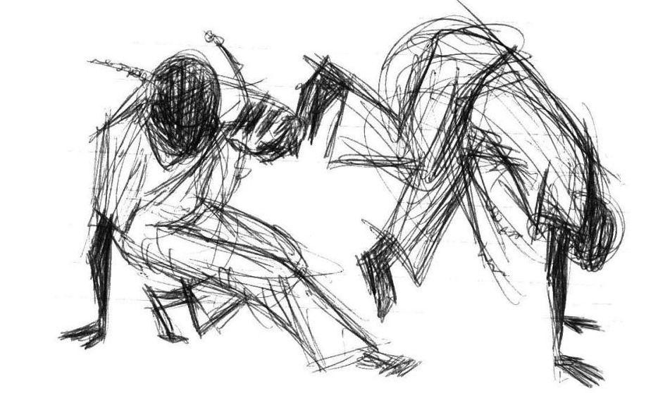 Animações de Capoeira
