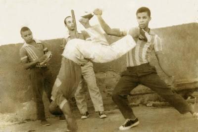 Artigo sobre a Capoeira no Maranhão nos anos 60
