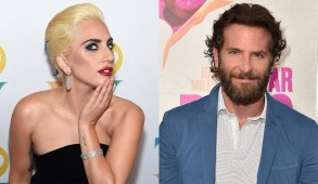 Lady Gaga Bradley Cooper A Star is Born Warner E Online Portal Fama