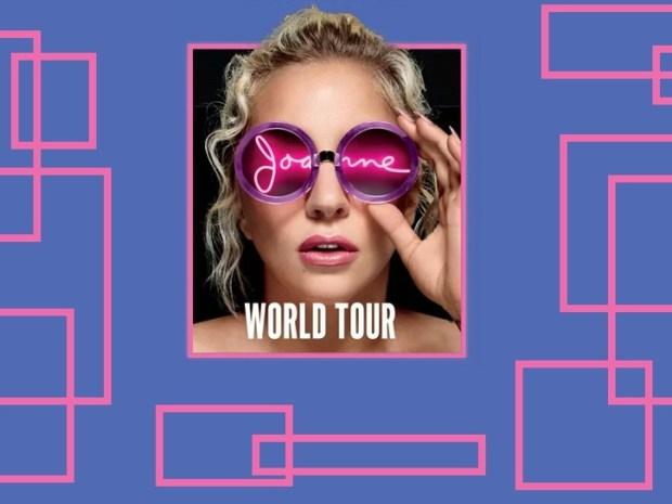 Lady Gaga Joanne Word Tour Rock In Rio 2017 Portal Fama capa 2