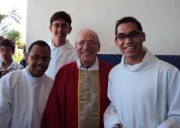 Querido Padre Luiz Miguel Duarte em busca da perfeição em Cristo