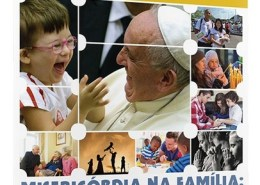"""Com o tema """"Misericórdia na Família: Dom e Missão"""", o subsídio oferece sete encontros, além de celebrações como Via-Sacra em família, Adoração das famílias e ainda celebraçãos para o Dia das Mães, Dia dos Avós e Dia dos Pais."""