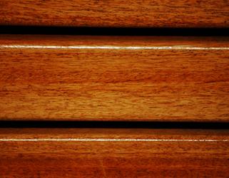 Esquadrias de madeira - pintura
