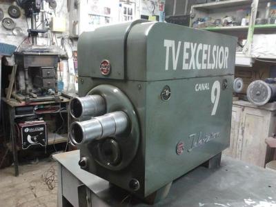 TV Excelsior - Portal Overtube