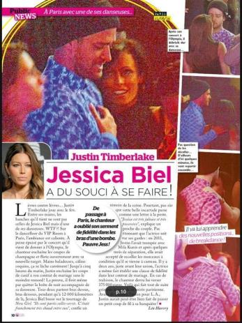 justin revista francesa