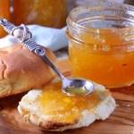 Heavenly Jam- Peach, Pear, Apple & Ginger