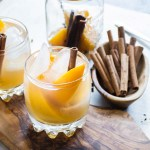 Peach Spiced Whiskey