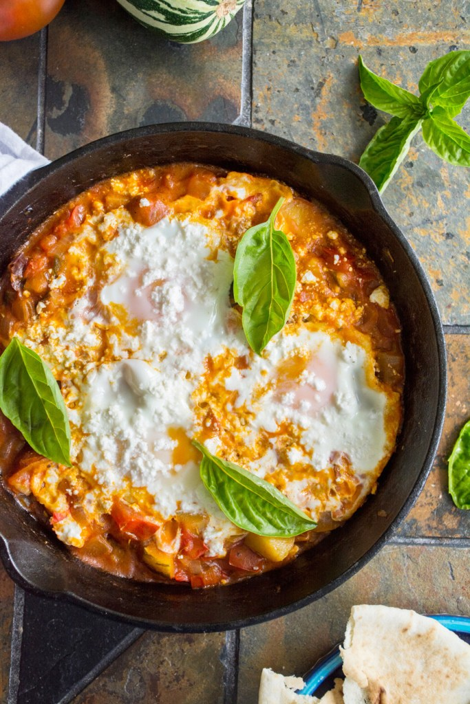 Italian Eggs in Shakshukatory