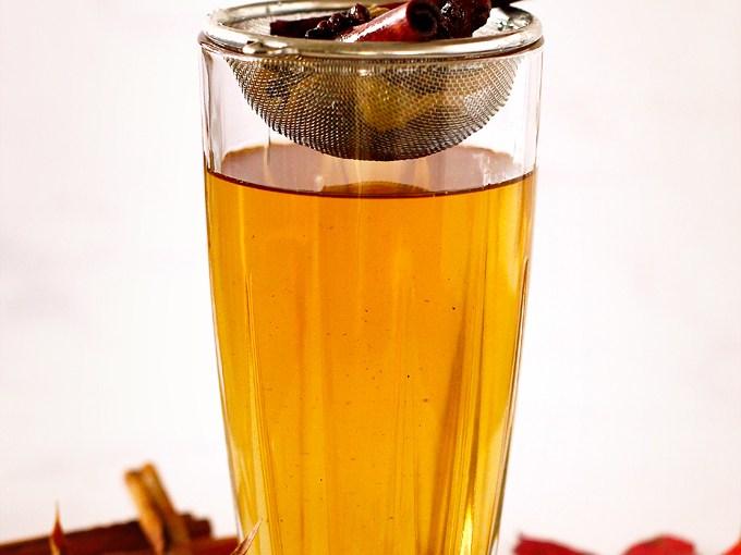 Autumn-Spiced Simple Syrup