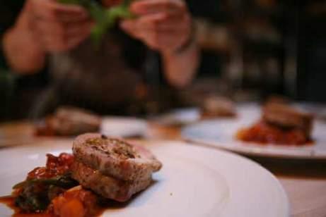 Beast Restaurant Portland - Pork