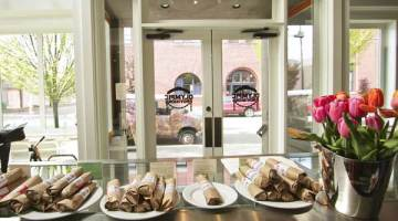 Trigger, Pasta Allegro Close; Little T Bakery Opening New Store