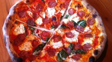 Reader Survey 2012: Best Restaurant in Portland #23 Ken's Artisan Pizza