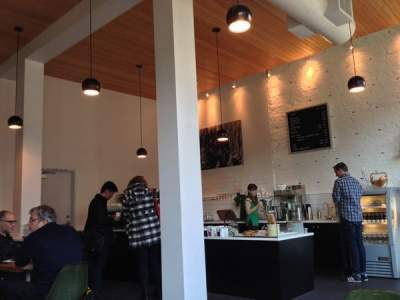 Heart Coffee SW Portland
