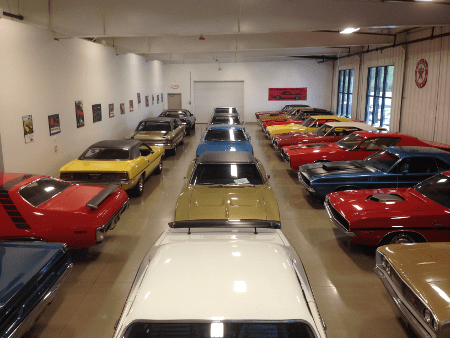Some of these early Mopars from Portland Motor Club will be on hand at the All Mopar Show at Southern Maine Chrysler Dodge Jeep
