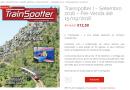 Pré-venda da Trainspotter já começou