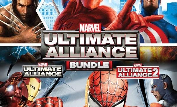 Marvel Ultimate Alliance já disponivel