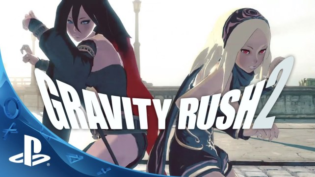 PlayStation revela novas personagens para Gravity Rush 2
