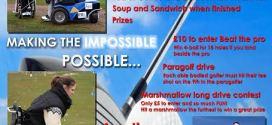 Paragolf Fundraiser Day