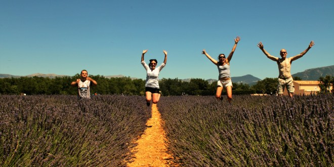 Win a Supported Holiday in the South of France!