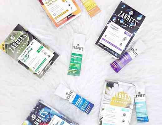 Zarbee's Vitamin Drink Mix at Target