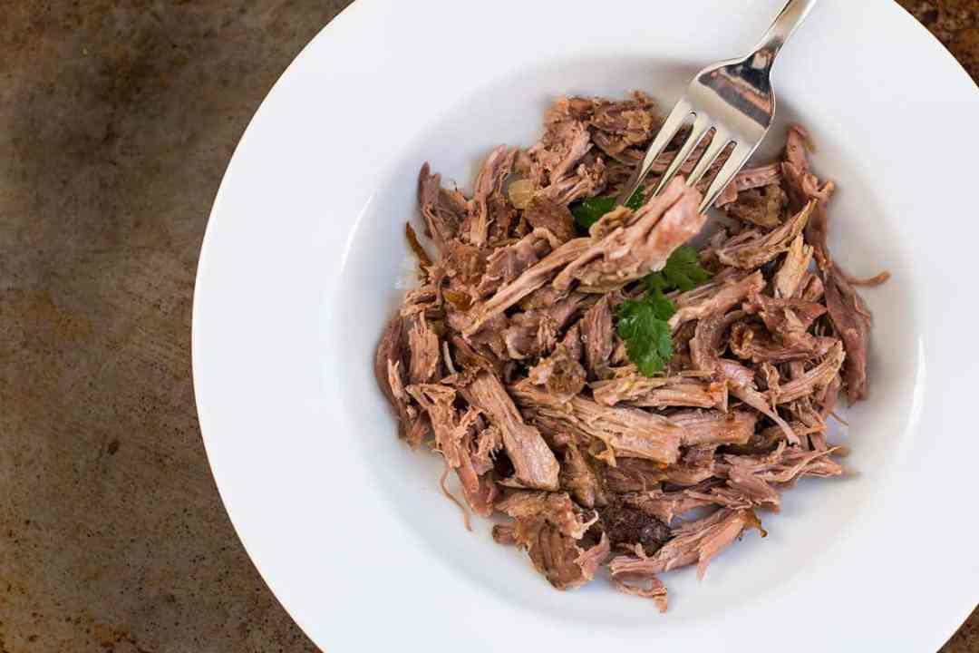 Pork Carnitas Easy Slow Cooker Pulled Pork