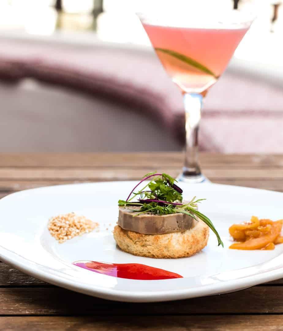 Monterey Dining - Jacks Restaurant & Lounge - Portola Hotel
