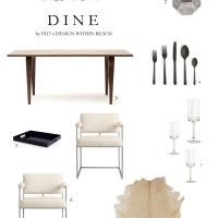 Design Within Reach _ Posh Little Designs _ Inspiration _ Wishlist