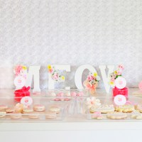 Spring Kitten 4th Birthday | Posh Little Design