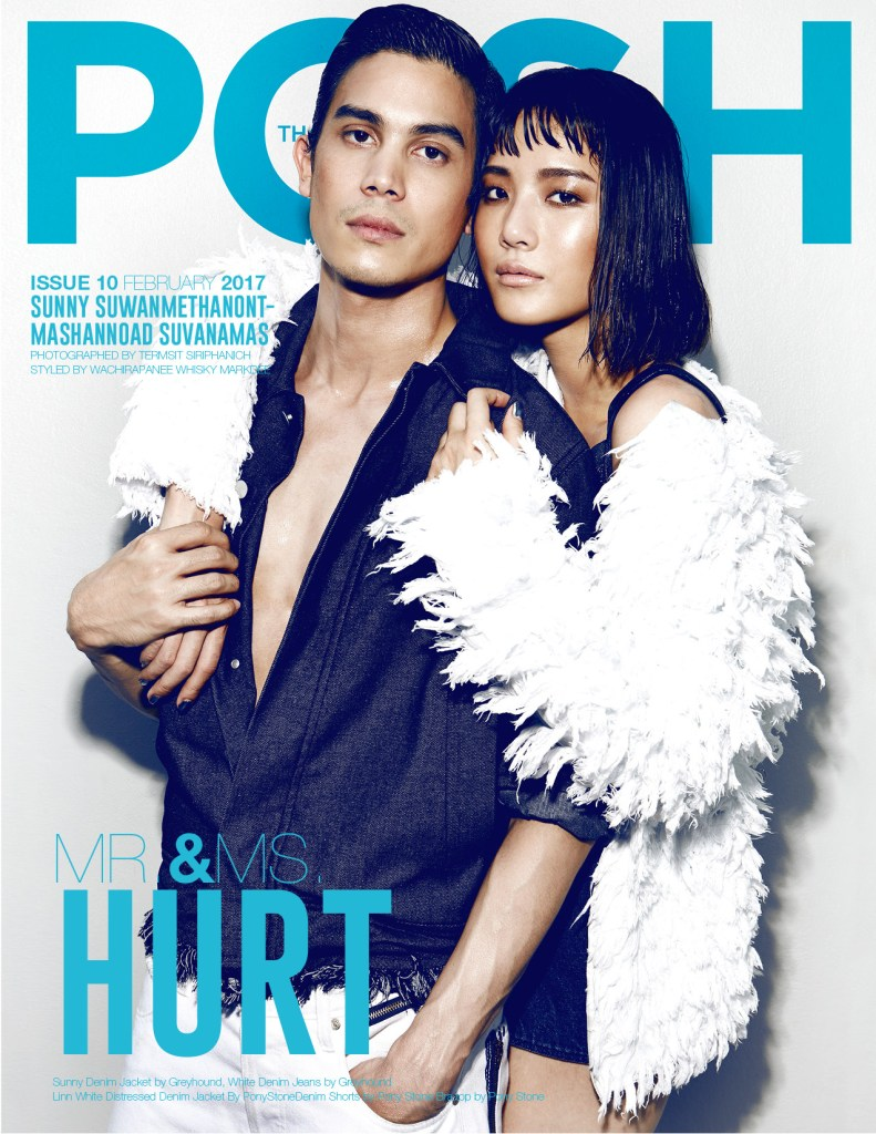 POSH MAGAZINE THAILAND - FEB 2017
