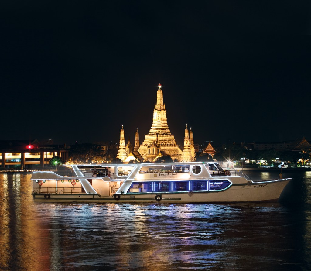 04.Loykrathong Festival 2018_The Grandeur of Rattanakosin at Horizon Cruise_Shangri-La, Hotel, Bangkok