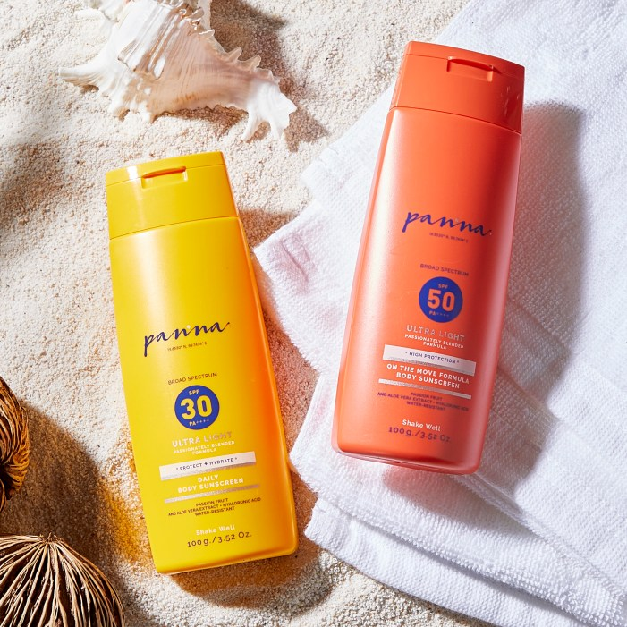 Body Sunscreen