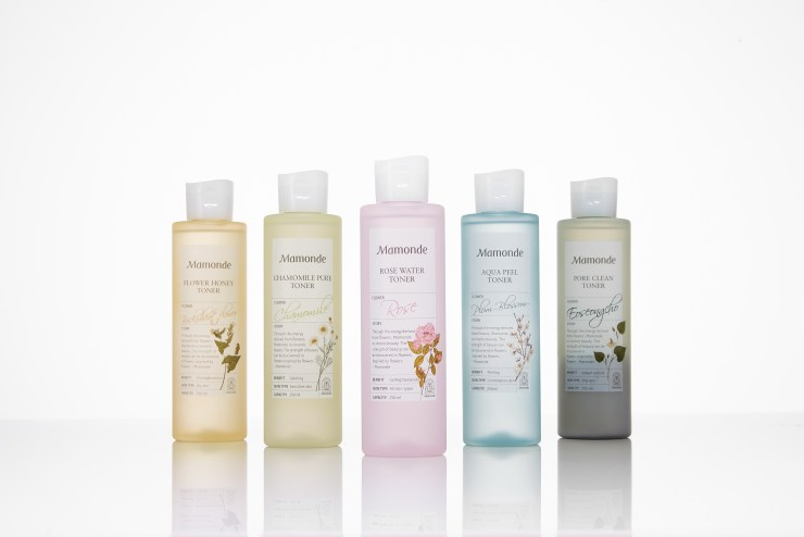 Mamonde Flower Toner (2)