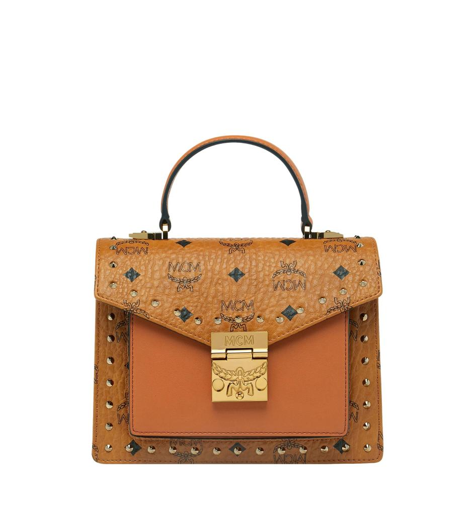 Patricia Satchel in Studded Outline Visetos 1